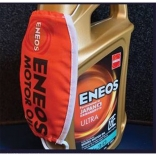 Sale! 4L engine oil, gift - face mask. ENEOS Premium Ultra 5W30 4L, ACEA C3, VW504 / 507