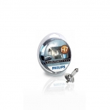 PHILIPS Autospuldze H7 12V 55W X-treme Power +80% 2 gab blisteris